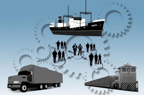 大手物流会社向け業務改善/効率化ツール マイグレーション対応